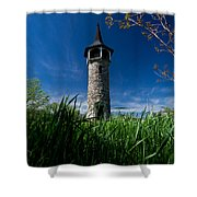 Kitchener's Pioneer Tower Shower Curtain