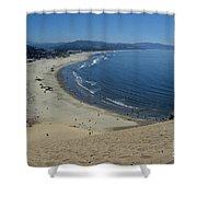 Kiwanda Beach II Shower Curtain