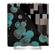 Klimtolli - 11 Shower Curtain