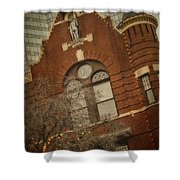 Knights Of Pythias Castle Hall Shower Curtain