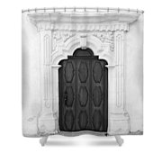 Knock And It Shall Be Opened Shower Curtain
