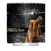 Kobe Bryant Shower Curtain