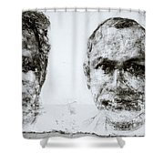 Men Of Cochin Shower Curtain