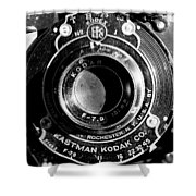 Kodak Brownie 2 Shower Curtain