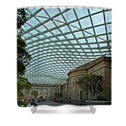 Kogod Courtyard #2 Shower Curtain