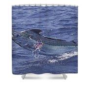 Kona Blue Shower Curtain