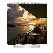 Kona Coast Lanai Shower Curtain