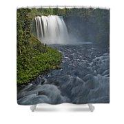 Koosah Falls Shower Curtain