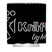 Kraftig Edited Shower Curtain