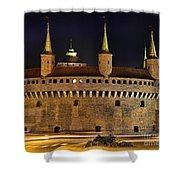 Krakow Barbican Shower Curtain