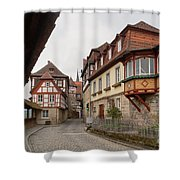 Kronach Franconia 2 Shower Curtain