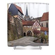 Kronach Franconia 3 Shower Curtain