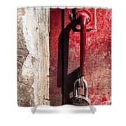 Kryptonite Shower Curtain