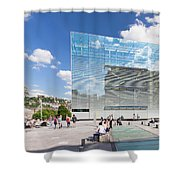 Kunstmuseum Stuttgart Museum Shower Curtain