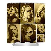 Kurt Mosaic Shower Curtain