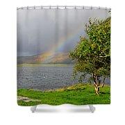 Kyle Of Lochalsh Scotland Shower Curtain