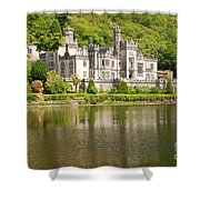 Kylemore Abbey 2 Shower Curtain