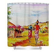 L 140 Shower Curtain