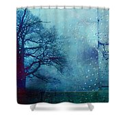 L Arbre De Vie - 99bt03 Shower Curtain
