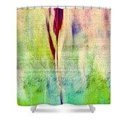 L Epi - S14at01 Shower Curtain