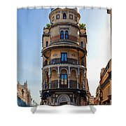 La Adriatica Building, Seville Shower Curtain