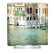 La Canal - Venice Shower Curtain
