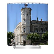 La Ciotat Provence- Alpes- Cote D'azur Shower Curtain