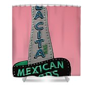 La Cita Shower Curtain