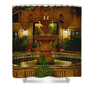 La Fuente At Tlaquepaque Shower Curtain