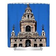 La Giralda Belfry In Seville Shower Curtain
