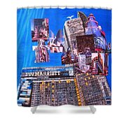 La Live Shower Curtain