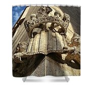 La Lonja Angels Shower Curtain