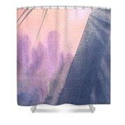 La Morning Shower Curtain
