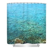 La Perouse Water Shower Curtain