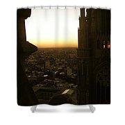 La Plata - Cathedral Shower Curtain