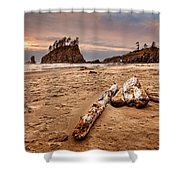 La Push Shower Curtain