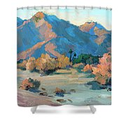 La Quinta Cove - Highway 52 Shower Curtain