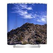 La Quinta Morning Shower Curtain
