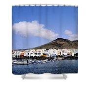 La Restinga Shower Curtain
