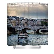 La Seine Shower Curtain