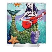 La Sirena Shower Curtain