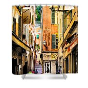 La Trappa.nice.france Shower Curtain