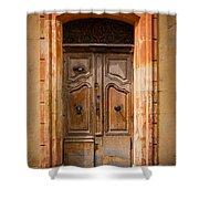La Vieille Porte Shower Curtain