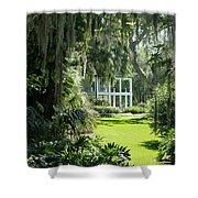 Labelle Plantation Shower Curtain
