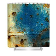 Laceration Of Elements  Shower Curtain
