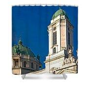 Lackawanna Basilica 12411 Shower Curtain
