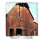 Laclede Barn 6 Shower Curtain