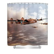 Lady Be Good Shower Curtain