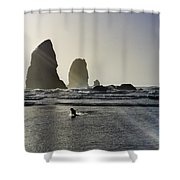 Lady Jessica Of The Great Northwest Shower Curtain