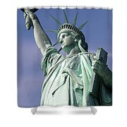 Lady Liberty 01 Shower Curtain